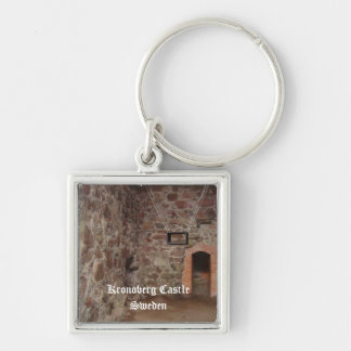 Kronoberg Castle Ruins - Sweden Keychain
