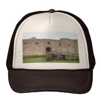 Kronoberg Castle Ruins - Sweden Mesh Hat
