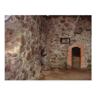 Kronoberg Castle Ruins - Sweden Postcard