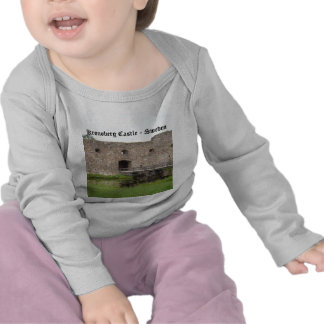 Kronoberg Castle Ruins - Sweden T Shirt