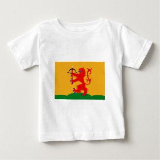 Kronobergs län flag baby T-Shirt