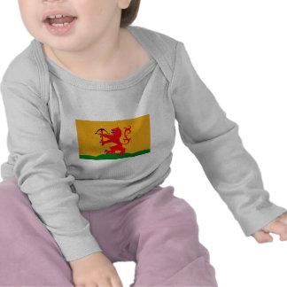 Kronobergs län flag t shirts