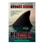 KRONOS RISING: KRAKEN (Volume 2) Cover Art Poster