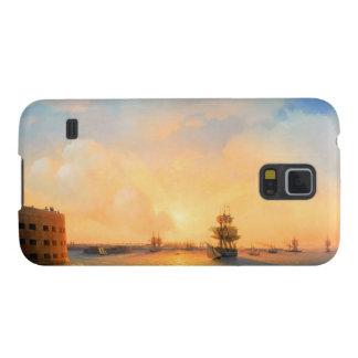 Kronstadt Fort Emperor Alexander  Ivan Aivazovsky Case For Galaxy S5