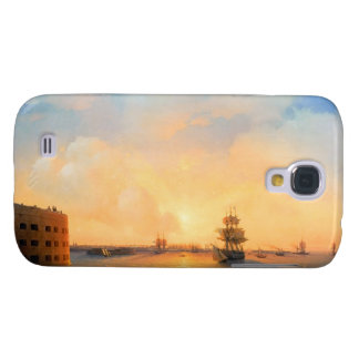 Kronstadt Fort Emperor Alexander  Ivan Aivazovsky Samsung Galaxy S4 Covers