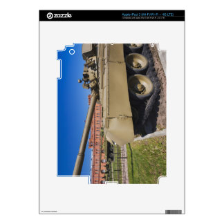 Kronverksky Island, Artillery Museum, tanks iPad 3 Decals