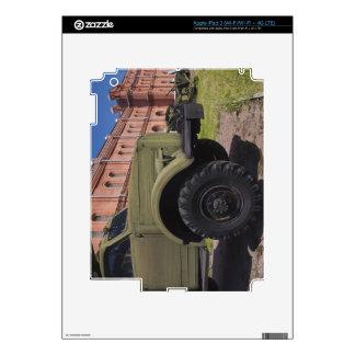 Kronverksky Island, Artillery Museum, truck Decals For iPad 3