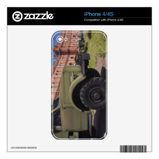 Kronverksky Island, Artillery Museum, truck Skin For The iPhone 4S