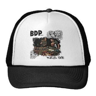 """KRS-One gorra """"del álbum de B.D.P"""""""