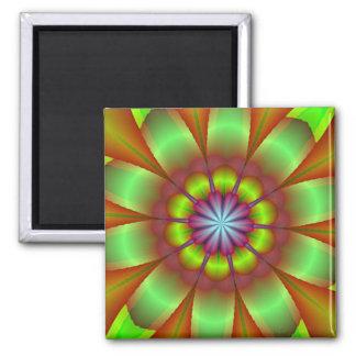 KRU Bouquet • Fractal Kaleidoscope Magnet