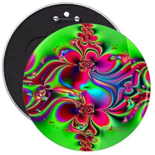 KRU Button *Neopolitan Swirl*