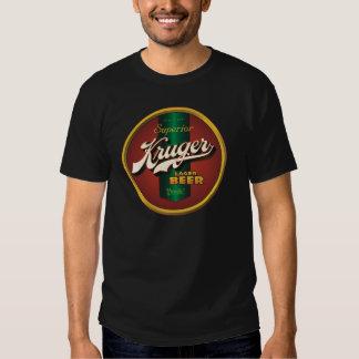 Kruger Beer Logo T Shirt