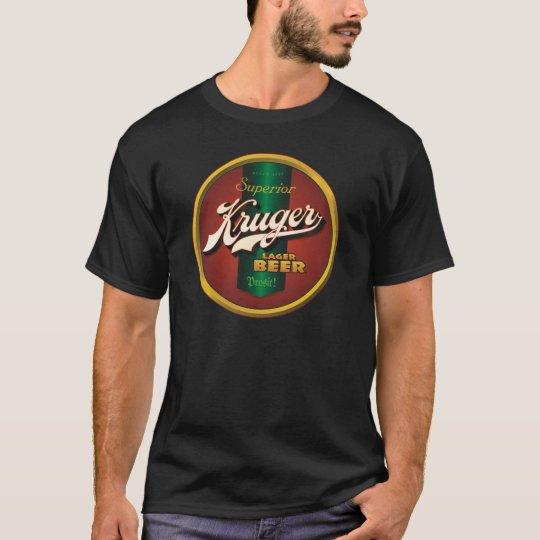 Kruger Beer Logo T-Shirt