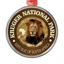 Kruger National Park (C) Metal Ornament