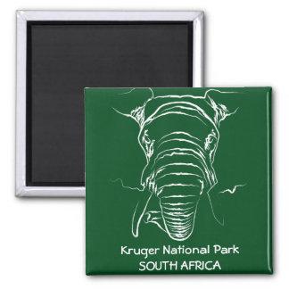 Kruger National Park Magnet