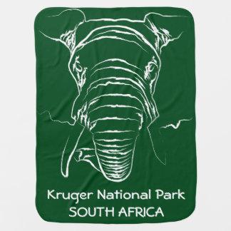Kruger National Park Stroller Blanket