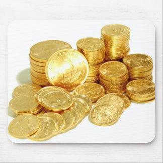Krugerrand Coins Mouse Pad