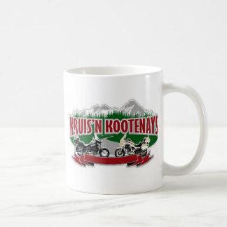 Kruisn the Kootenays Coffee Mug