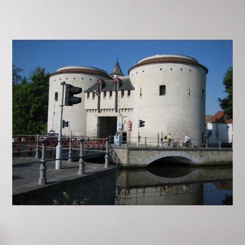 Kruispoort, Brugge