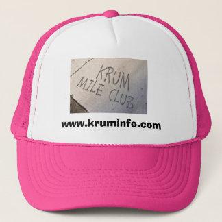 Krum Mile Club Cap
