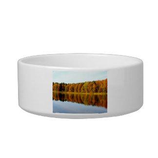 Krumme Lanke in Autumn Bowl