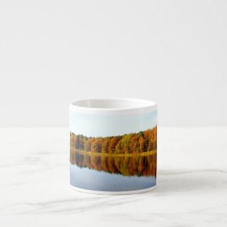 Krumme Lanke in Autumn Espresso Cup