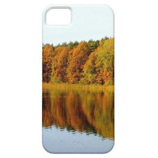 Krumme Lanke in Autumn iPhone SE/5/5s Case