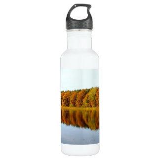 Krumme Lanke in Autumn Stainless Steel Water Bottle