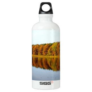 Krumme Lanke in Autumn Water Bottle