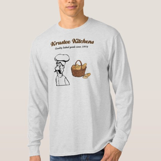 Krustee Kitchens Quality Baked Goods T-Shirt