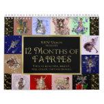 KRW 12 Months of Fairies 2010 Calendar