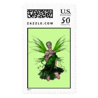 KRW Absinthe The Green Fairy Postage