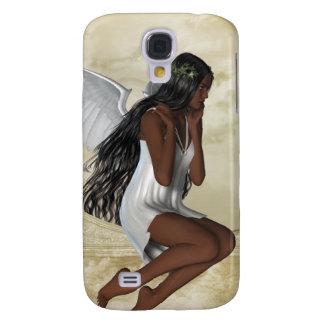 KRW African American Angel  Galaxy S4 Case