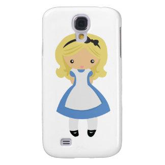 KRW Alice in Wonderland  Samsung Galaxy S4 Cover