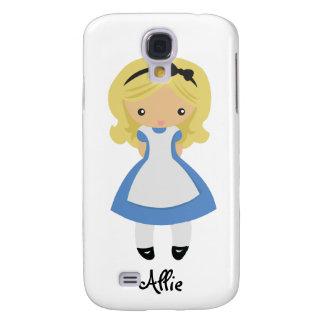 KRW Alice in Wonderland Custom  Samsung Galaxy S4 Covers