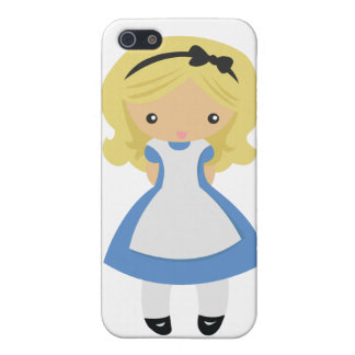 KRW Alice in Wonderland  iPhone 5 Covers