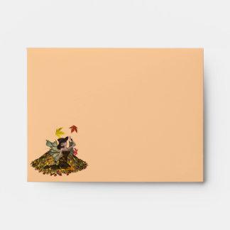 KRW Autumn Faery A2 Envelope