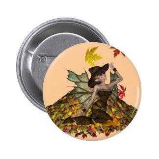 KRW Autumn Faery Button