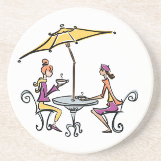 KRW Bistro Ladies Coaster