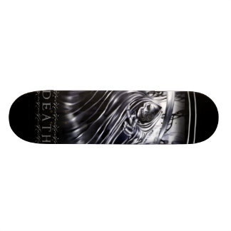 KRW Black Death Grim Reaper Skate Decks