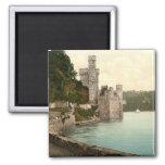 KRW Blackrock Castle County Cork Vintage Magnet