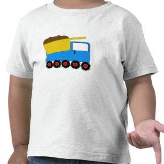 KRW Blue Dump Truck T-Shirt