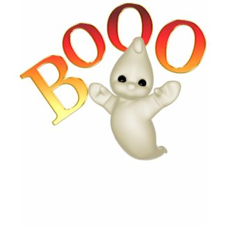 KRW Boo to You Halloween Ghost shirt