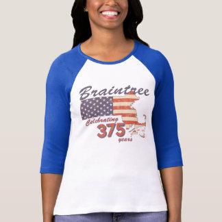 KRW Braintree Mass 375th Birthday Shirt