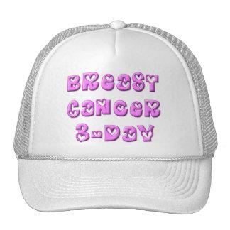 KRW Breast Cancer 3-Day Walk Trucker Hat