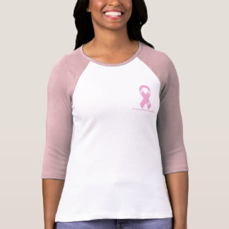 KRW Breast Cancer - A Cause Close to my Heart Tee Shirts