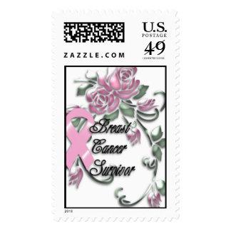 KRW Breast Cancer Survivor Stamps