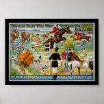 KRW Buffalo Bill y demostración de Bill del Pawnee Impresiones