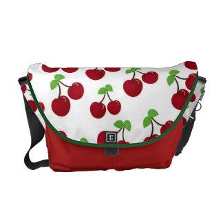 KRW Cheerful Cherries Messenger Bag