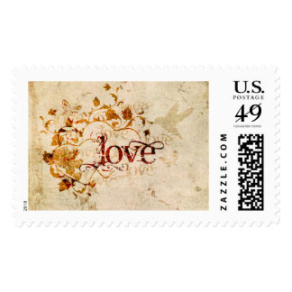 KRW Corinthians Love is: Large Postage Stamp